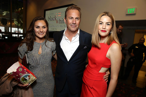 Kevin Costner, Annie, Lily