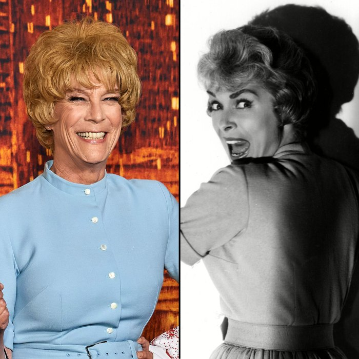 Jamie Lee Curtis e Janet Leigh Psycho